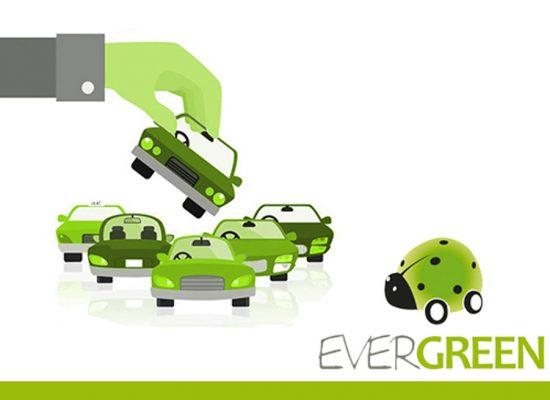 Evergreen noleggio auto
