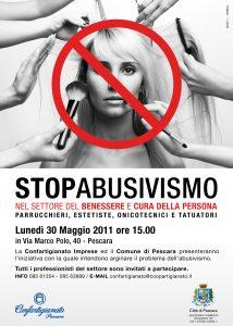 Manifesto abusivismo Imprese