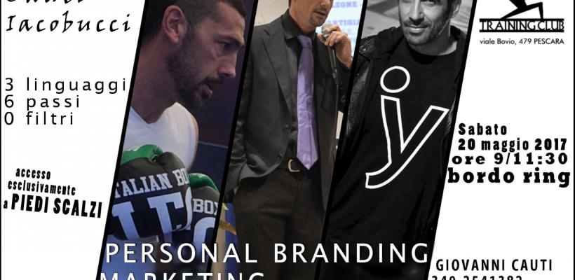 Marketing e Kick Boxing Sabato 20 Maggio dalle ore 9 alle 11:30