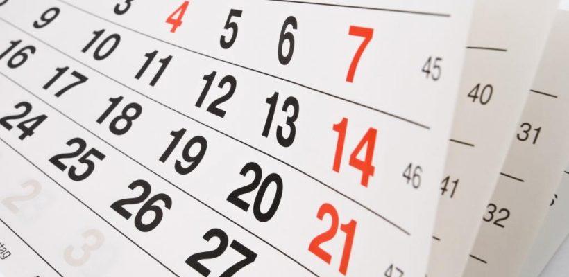 Rettifica calendari dei corsi di formazione (Preposto e Antincendio)