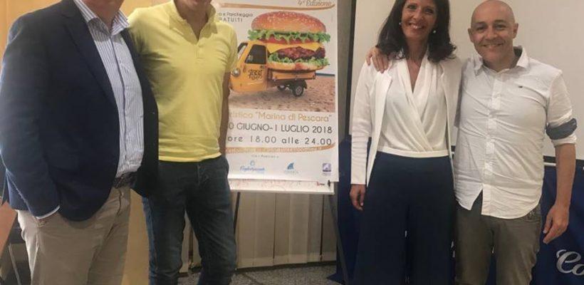 Pescara, dal 28 giugno al primo luglio la quarta edizione di 'Street Food Time'