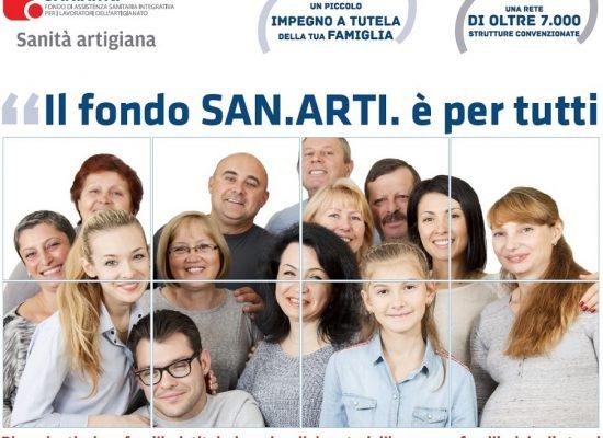 Fondo San.Arti.: ecco le opportunità per titolari, lavoratori e familiari