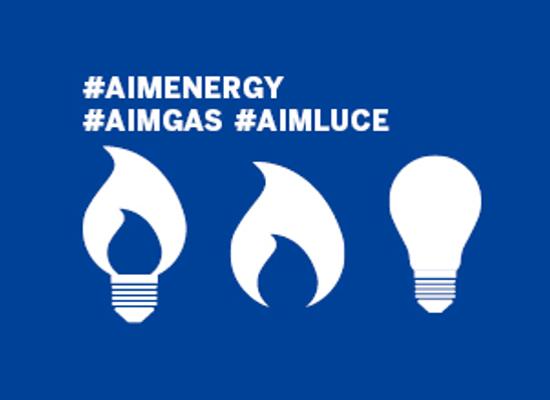 AIM energy: sconti in bolletta
